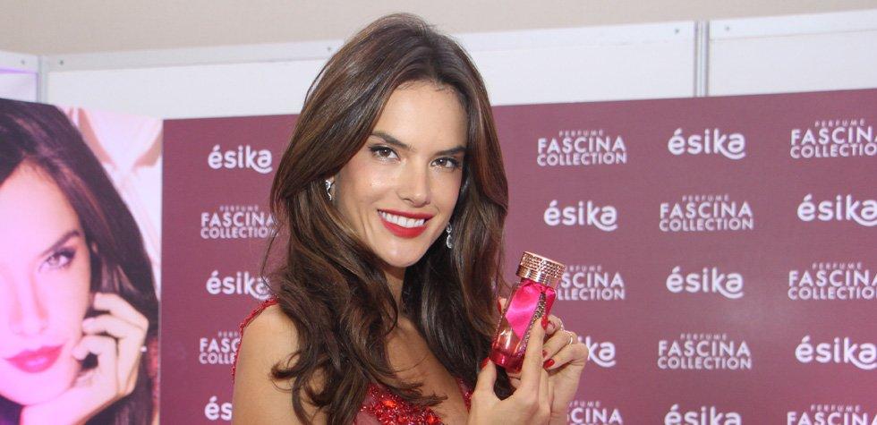 Alessandra Ambrosio comenta su visita al Perú
