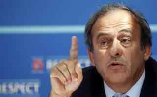 """Platini """"restaurará"""" la imagen de la FIFA si es presidente"""