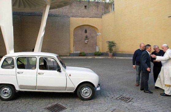 Papa Francisco: Los inéditos autos que ha utilizado [FOTOS]