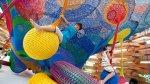 La arquitectura de los parques que sorprende a los adultos - Noticias de cocodrilo gigante
