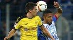 Dortmund empata con Hoffenheim y cede liderato a Bayern Múnich - Noticias de christian gentner