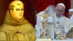 San Junípero Serra, el primer santo hispano de Estados Unidos - Noticias de junipero serra