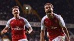 Arsenal ganó 2-1 a Tottenham Hotspur por la Capital One Cup - Noticias de tottenham andros townsend