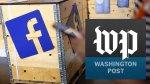 The Washington Post publicará todos sus artículos en Facebook - Noticias de jeff longo