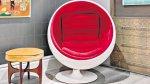 Eero Aarnio: diseño con inspiración retrofuturista - Noticias de bubble pop