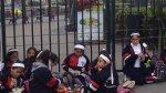 Parque de la Muralla: niños fueron de visita pero esto pasó - Noticias de loncheras