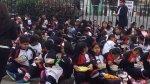 Parque de la Muralla: niños fueron de visita pero esto pasó - Noticias de fe y alegria