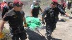 Chanchamayo: una persona murió tras caída de camión a abismo - Noticias de accidente de carretera