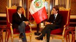 Presidente Ollanta Humala se reunió con José María Aznar - Noticias de visado schengen