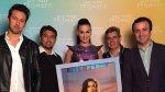 Katy Perry recibió Disco de Platino en el Perú - Noticias de katy perry prism
