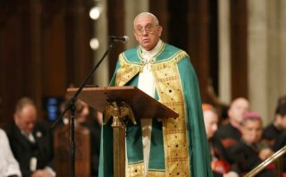 """El Papa: """"Sacerdotes pederastas causan vergüenza a la Iglesia"""""""