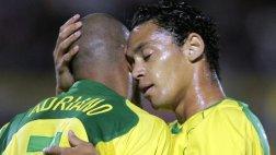 Dunga convoca a veterano de 35 años por el lesionado Firmino