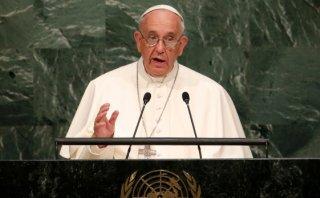 Homosexualidad y narcotráfico: Lo que dijo el Papa ante la ONU