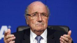 Joseph Blatter: fiscalía confiscó datos de su oficina en FIFA