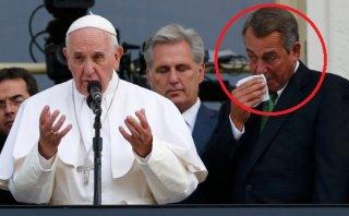 Se quebró en llanto ante el Papa y hoy presentó su renuncia