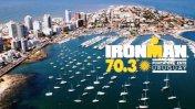 Peruana participará en triatlón 'Ironman 70.3' de Uruguay