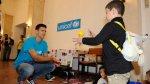 Gesto de campeón: Djokovic visitó a niños sirios refugiados - Noticias de niños perdidos
