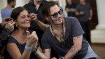 Johnny Depp se presentó con Hollywood Vampires en Rock in Río - Noticias de jim morrison