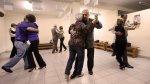Adulto mayor: Tango en Lima y su club de la pasión - Noticias de aspa mujeres