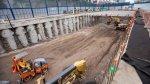 By-pass 28 de Julio: nuevos desvíos por excavación de túnel - Noticias de obras vía expresa