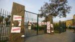 La semana en fotos: el Parque de la Muralla, balaceras y más - Noticias de banda de asaltantes|