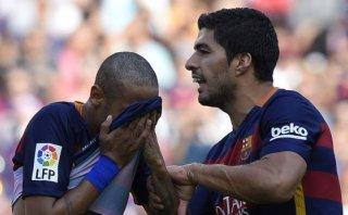 Neymar: el penal que no pudo concretar en victoria de Barcelona