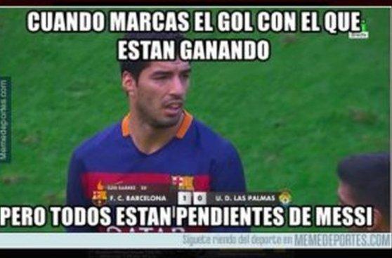 Lionel Messi: los memes sobre la lesión del argentino [FOTOS]