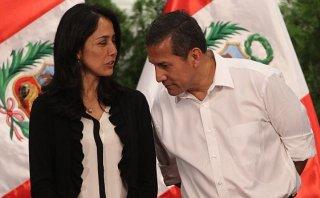Ollanta Humala y Nadine Heredia registran 85% de desaprobación