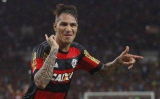 Con Paolo Guerrero, Flamengo perdió 2-1 ante Vasco da Gama