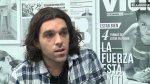 """Andrés Salas: """"Me encuentro en una linda etapa de mi carrera"""" - Noticias de asu mare"""