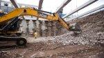By-pass 28 de Julio: excavación inició pese a quejas de vecinos - Noticias de accidentes vehicular