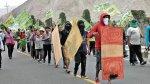Arequipa: reaparecen 'espartambos' en protesta contra Tía María - Noticias de roque benavides presidente
