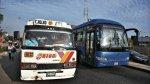 Corredor Javier Prado: Callao se niega a retirar sus rutas - Noticias de rutas alternas