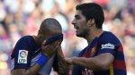 Neymar: el penal que no pudo concretar en victoria de Barcelona - Noticias de luis suarez