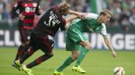 Con Claudio Pizarro, Werder Bremen perdió 3-0 ante Leverkusen - Noticias de kevin kampl