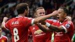 Manchester United goleó 3-0 a Sunderland y es líder de Premier - Noticias de wayne rooney