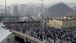 Tragedia en La Meca: Muertos por estampida suben a 769 - Noticias de hassan rouhani