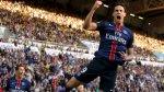 PSG goleó 4-1 al Nantes con goles de Zlatan, Cavani y Di María - Noticias de edinson cavani