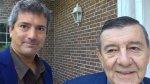 Santiago Roncagliolo y su padre debatieron en el Hay Festival - Noticias de rafael roncagliolo