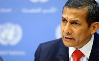 Ollanta Humala pide dar avances concretos en el Fondo Verde