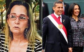 Lava Jato: Zaida Sisson sería nexo con gobierno de Humala