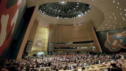Los gobiernos de todo el mundo aprovechan el debate de la Asamblea General de la ONU para presentar ante la comunidad internacional sus temas de interés. (Foto: UN Photo Susan Markisz)