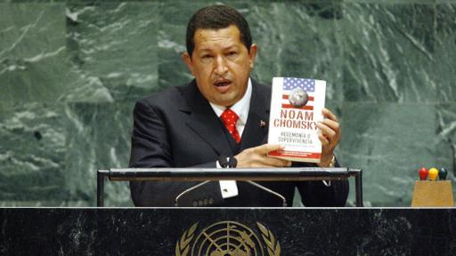 El fallecido ex presidente de Venezuela Hugo Chávez. (Foto: Naciones Unidas/Marco Castro)