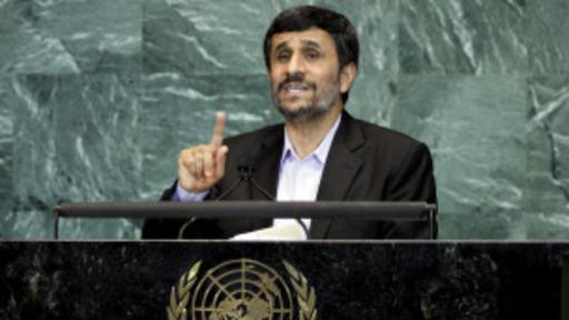 33 delegaciones abandonaron la sala ante el discurso de Ahmadinejad. (Foto: Naciones Unidas)