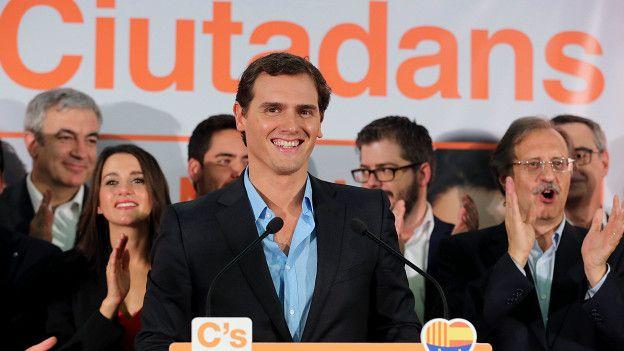La segunda fuerza política fue el joven partido de centroderecha