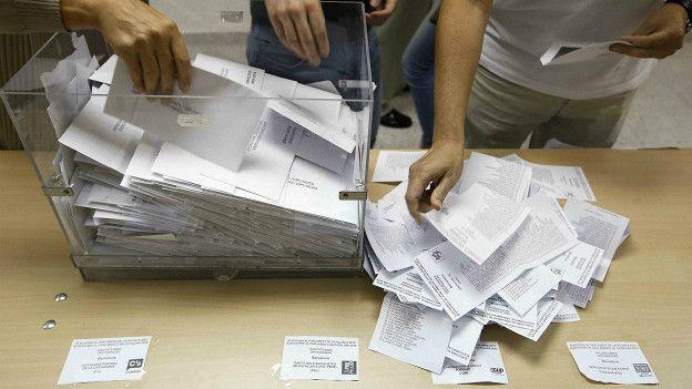 Con una participación del 77,5% superó por diez puntos a la registrada en las elecciones regionales del 2012. (Foto: Reuters)