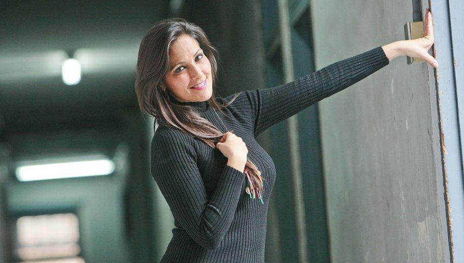 Pierina, espectacular en sesión de fotos para El Comercio