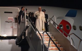 Papa Francisco admite que intervino por paz en Colombia [VIDEO]