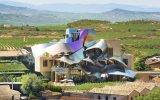Frank Gehry y su monumento al vino