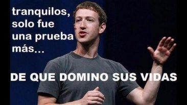 Facebook: Los mejores memes por su tercera caída en un mes